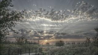 雲 風景 空 劇的です 気分 ドラマ 夕暮れ