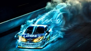 fast_blue_car_with_abstract_design-wide