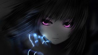 Dark-Anime-Girl