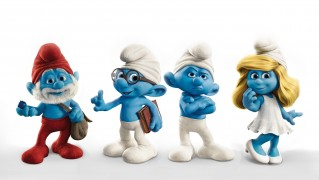 Smurfs-in-3D-Design