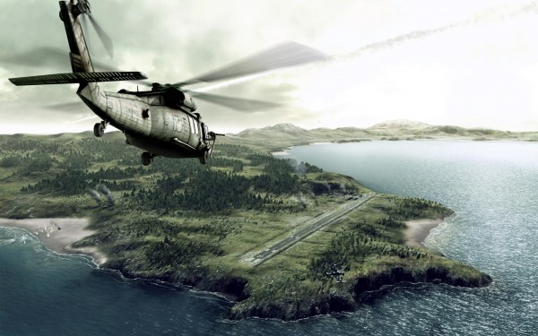 3D-Helicopter-and-Island-View