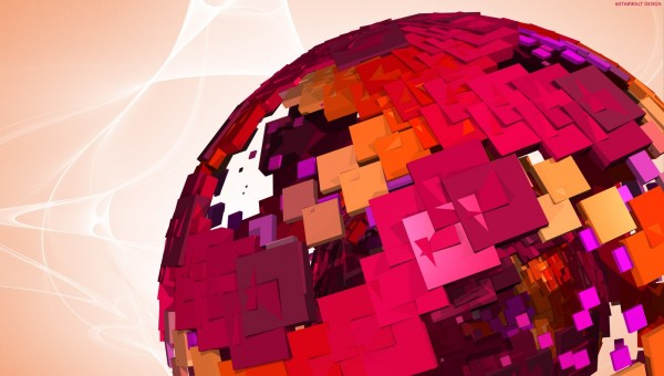 3D-Sphere-in-Vector-Style