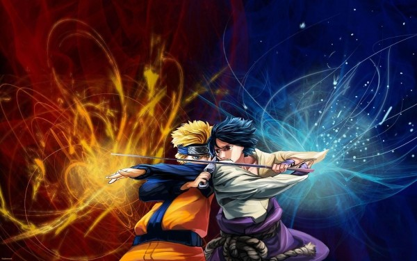 Anime-Sasuke-vs-Naruto-Fight