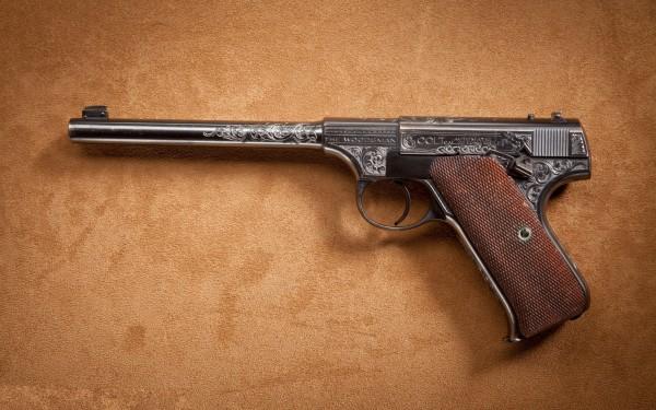 Antique-Revolver-Gun