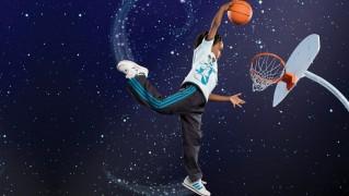 Basketball-Playing-Scoring-Jump