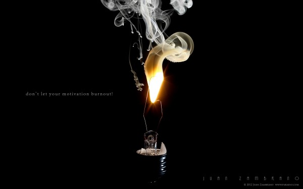 Broken-Bulb-Light-with-Smoke
