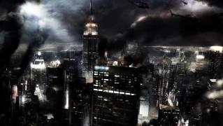 City-at-Night-Under-Attack