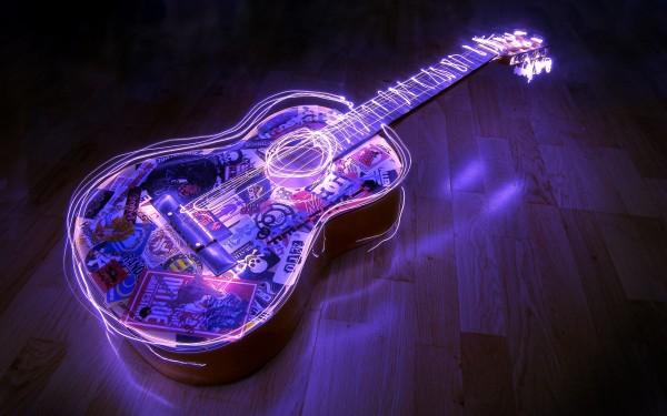Digital-Lights-of-Music-Guitar