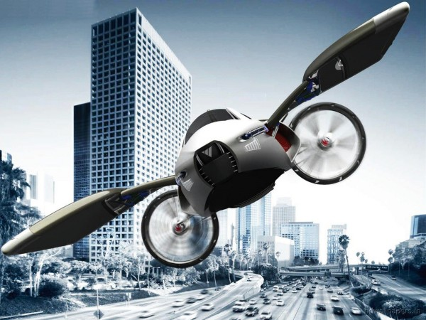 Flying-Car-Concept