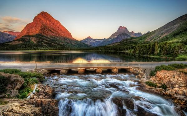 Glacier-National-Park-in-Montana