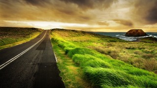 Highway-Road-with-Landscape-View
