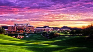 Hotel-Westin-Kierland-and-Spa-at-Sunset