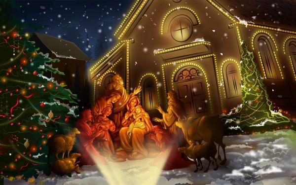 Jesus-Birth-on-Christmas