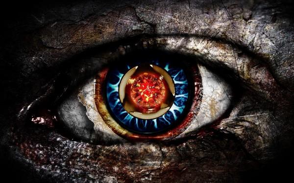 Manipulated-Eye-Design