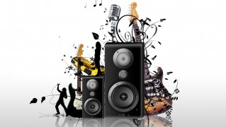 Music-Instruments-in-3D-Design
