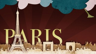 Paris-City-Tourist-Design