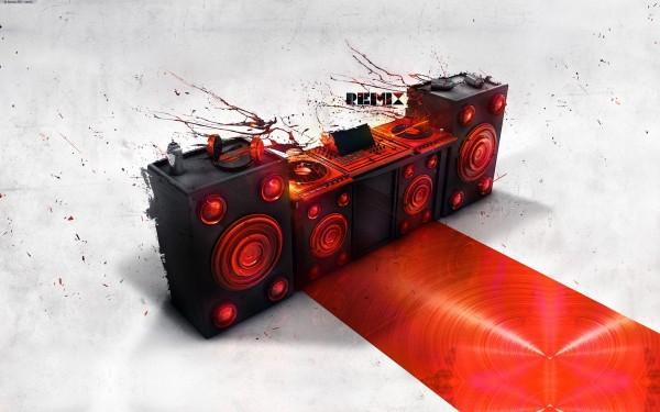 Remix-Audio-Speaker