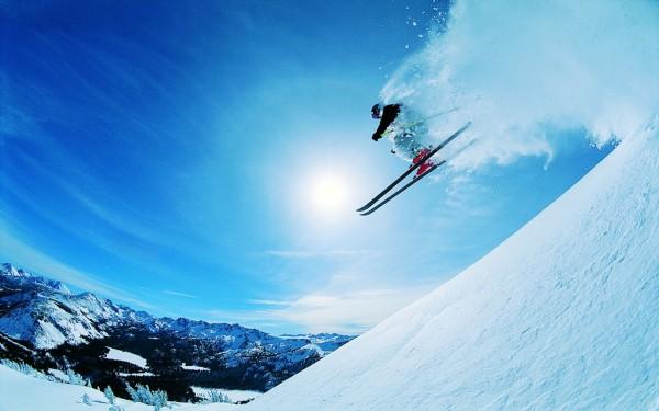 Snowboard-Sky-Kump