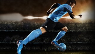 Soccer-Player-with-Football