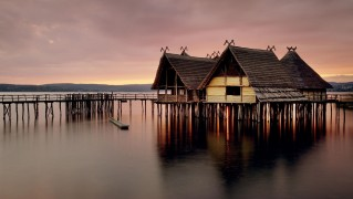 Traditional-Fishermen-Wooden-Houses-On-Stilts