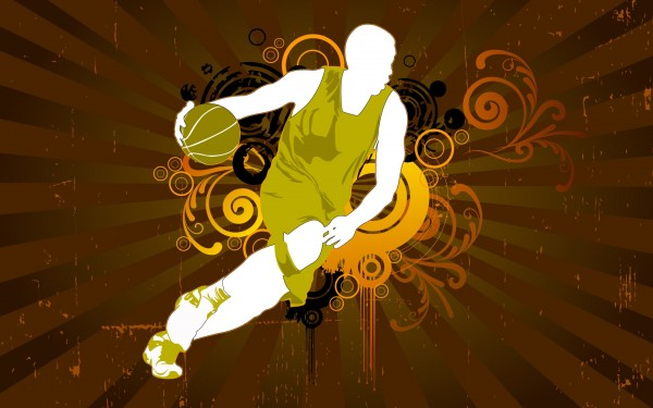 Vector-Design-of-Basket-Player-Running