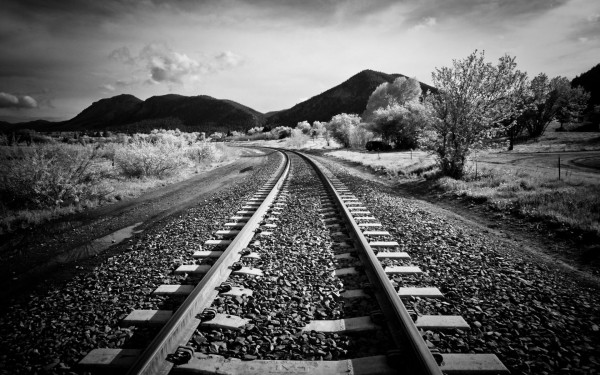 old_train_tracks_in_black_and_white-wide