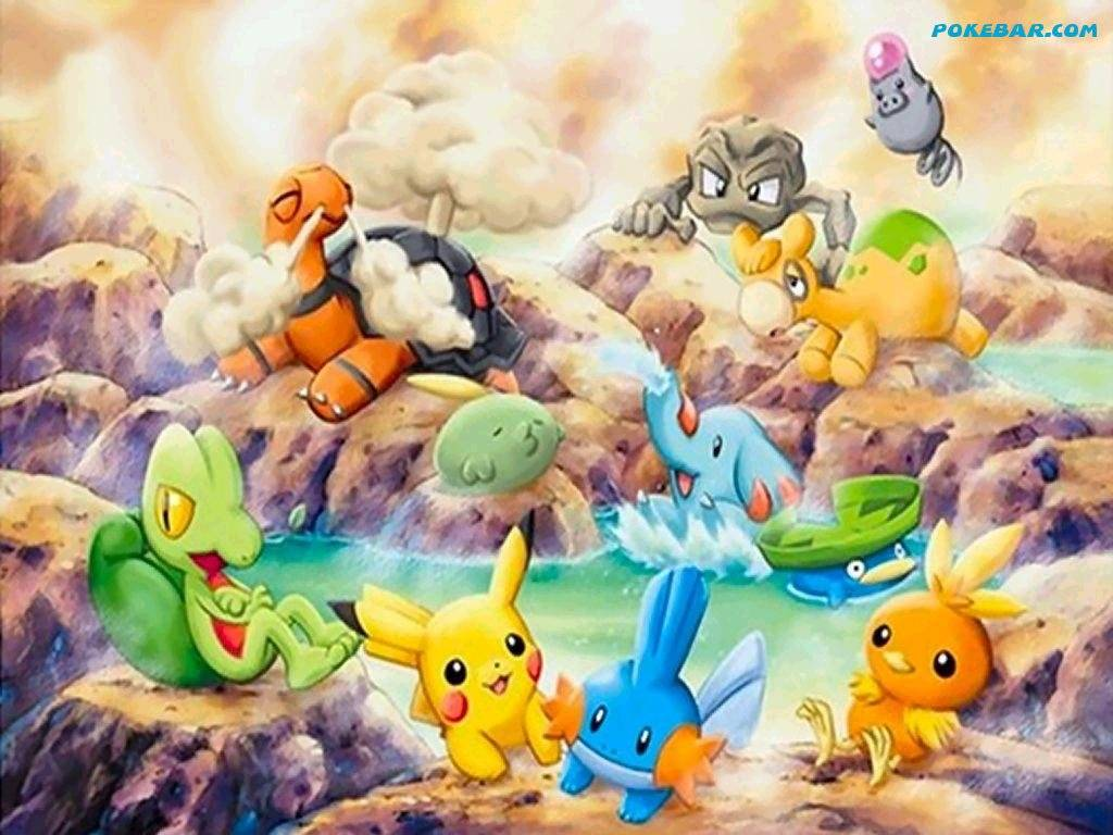 14273-pokemon-pokemon-at-the-hot-spring